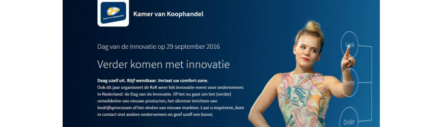 ThreadStone op de dag van de innovatie