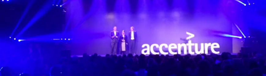 Accenture Innovation awards 2016 finale