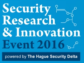 ThreadStone in innovation room op Security Research and Innovation Event 2016